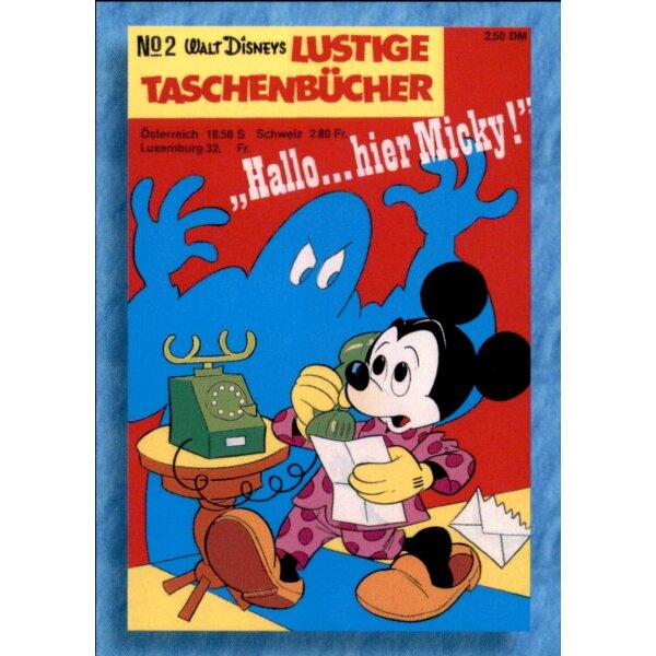 PANINI carte k33-Disney 90 ans Mickey
