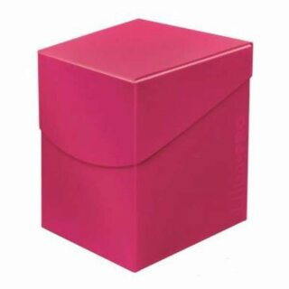 Hot Pink Eclipse Pro 100 Deck Box