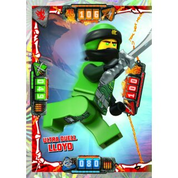 ninjago sammelkarten serie 4