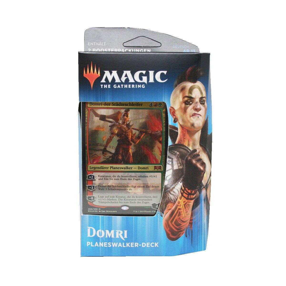 1 Themen Deck Domri Magic Deutsch Ravnicas Treue