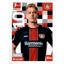 TOPPS Bundesliga 2018/2019 - Sticker 165 - Julian Brandt