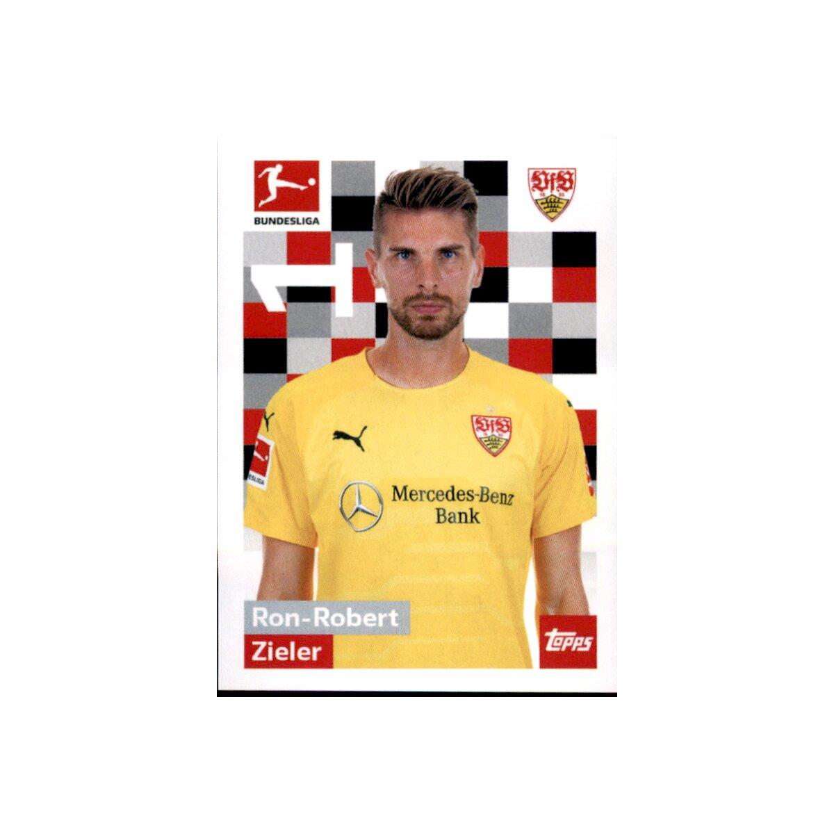 TOPPS Bundesliga 2018//2019 Sticker 248 Holger Badstuber