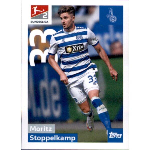 TOPPS Bundesliga 2018//2019 Manuel Schmiedebach Sticker 278