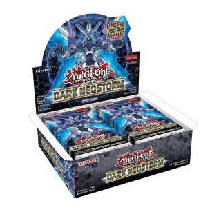 YuGiOh - Dark Neostorm - 1 Display - Deutsch - 1. Auflage