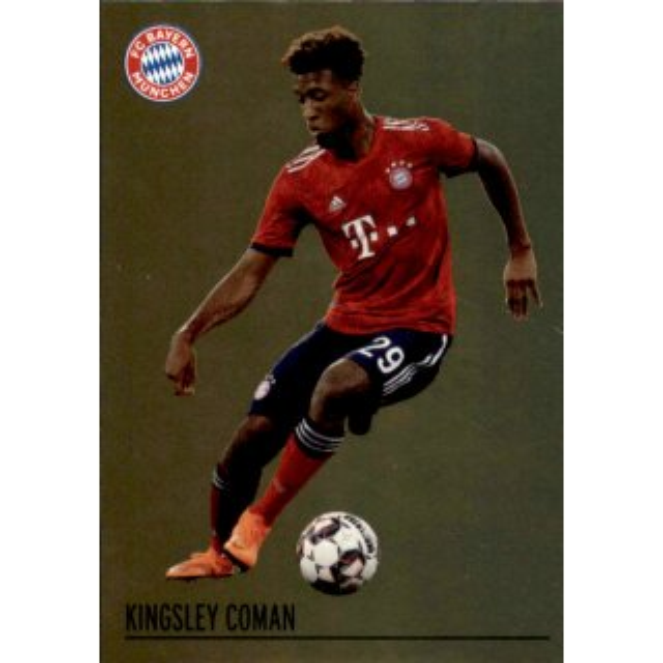 Sticker 26 Sven Ulreich Panini FC Bayern München 2018//19