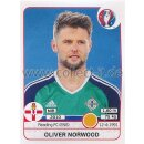 EM 2016 - Sticker 340 - Oliver Norwood