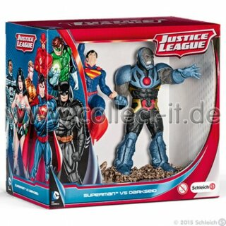 Schleich - Scenery Pack SUPERMAN vs. DARKSEID (22509)