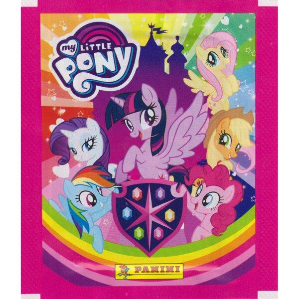 Komplettsatz My little Pony Die Schule der Freundschaft Panini Album