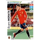 Karte 62 - Road to EURO EM 2020 - Alvaro Morata - Team Mate