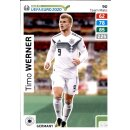 Karte 90 - Road to EURO EM 2020 - Timo Werner - Team Mate