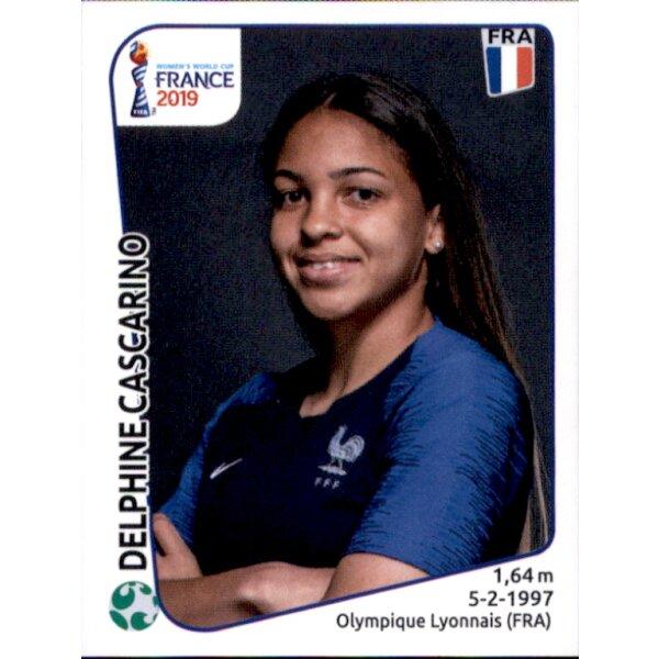 Spanien Panini Frauen WM 2019 Sticker 150 Vicky Losada