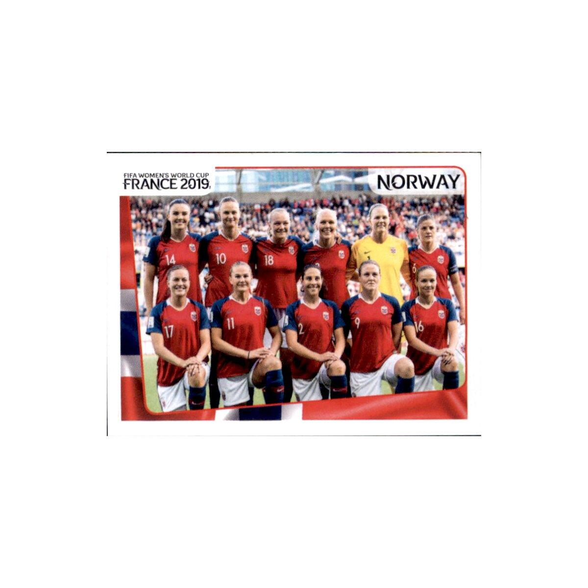 Frauen Wm Norwegen