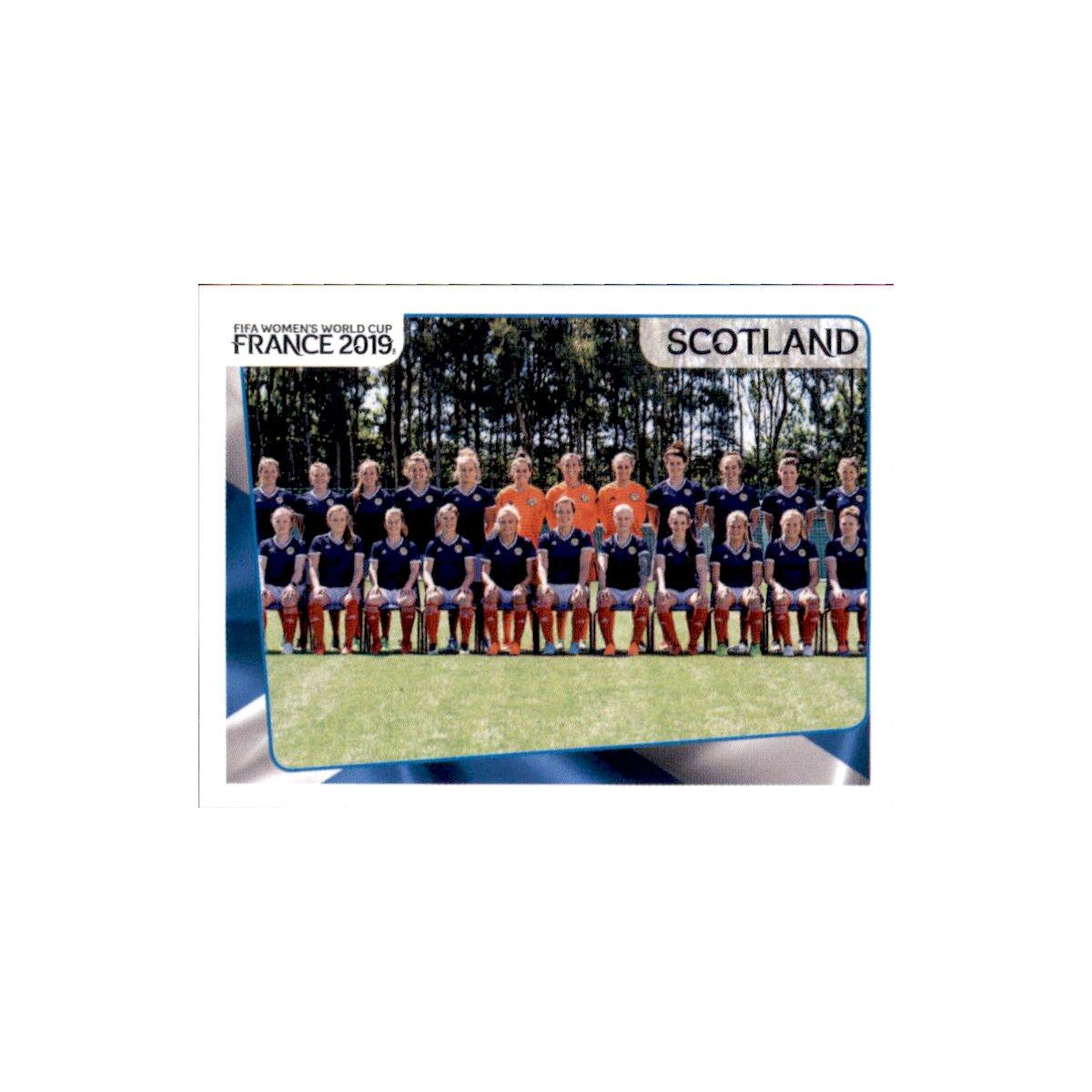 Panini Frauen WM 2019 Sticker 273 Lee Alexander Schottland