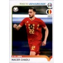 Road to EM 2020 - Sticker 27 - Nacer Chadli - Belgien