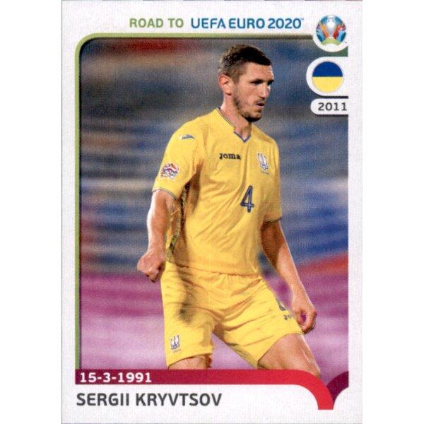 Road to EM 2020-Sticker 429-Viktor Kovalenko-Ukraine