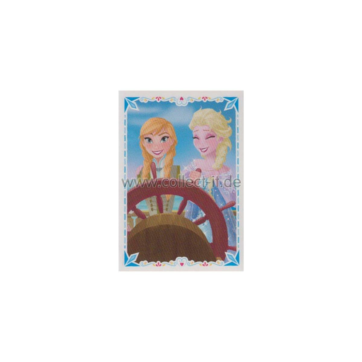 Sticker 173 Die Eiskönigin Serie 4 Panini Disney Frozen Für immer Freunde