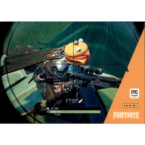 Fortnite Trading Card Nr 62 Basis Karte Common