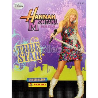 Hannah Montana - True Star - Stickeralbum