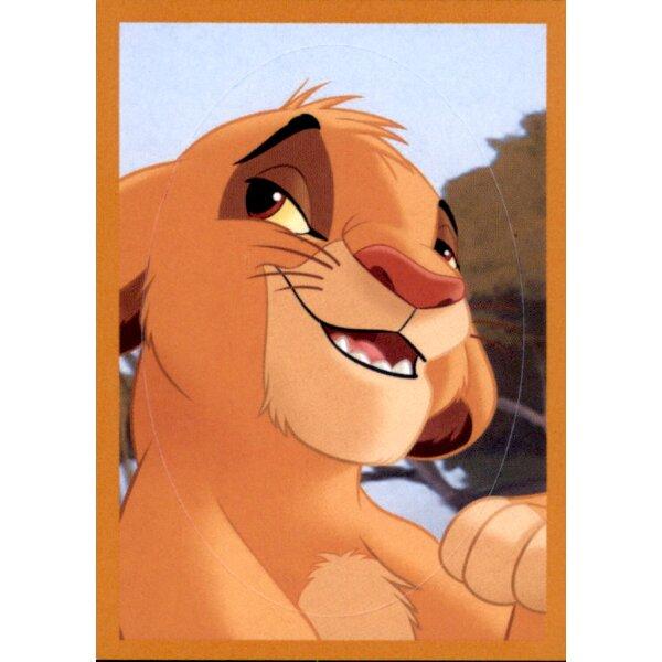 König der Löwen 2019 Panini Disney Sticker 44