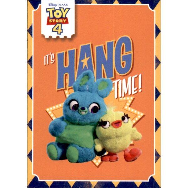 Panini Karte 7 Toy Story 4