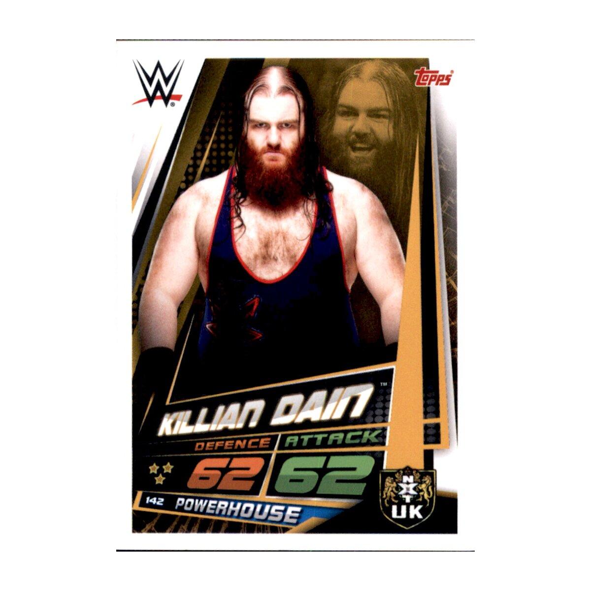 Wwe Slam Attax 12 Universe Carte 126-Montez FORD-NXT