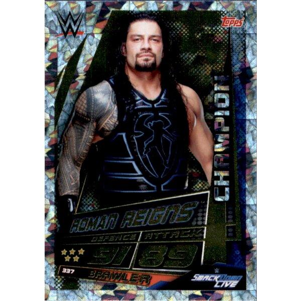 Carte 319-AJ Styles-Champions-WWE SLAM ATTAX Universe