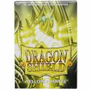 Dragon Shield Matte Sleeves - Yellow (60 Sleeves)