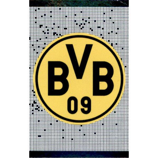 Topps Bundesliga 2019 2020 Sticker 64 Logo Borussia Dortmund 0 7