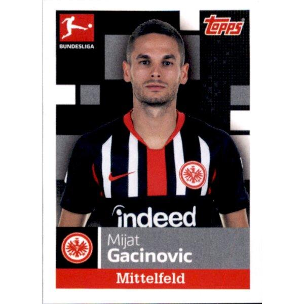 Willi Orban Kapitän TOPPS Bundesliga 2019//2020 Sticker 158