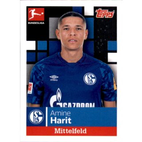 Ivan Perisic Sticker 224 TOPPS Bundesliga 2019//2020