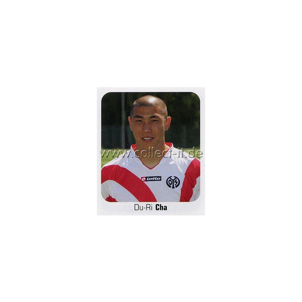 Panini 312 BL Fussball 2006//07 Du-Ri Cha FSV Mainz 05
