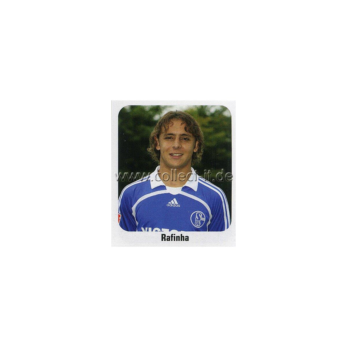 Panini 419 BL Fussball 2006//07 Frank Rost FC Schalke 04