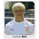 Bundesliga 2006/2007 - Sticker 448 - Andreas Beck