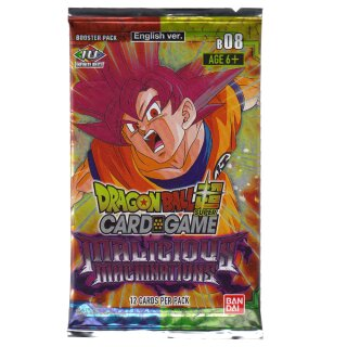 Dragon Ball - Malicious Machinations 1 Booster - Englisch