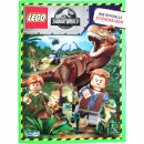 LEGO Jurassic-World - Sammelsticker - 1 Album
