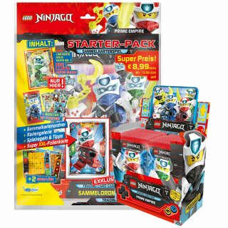 STARTER PACK TRADING CARD GAME LES MINIONS Edition Fr TOPPS