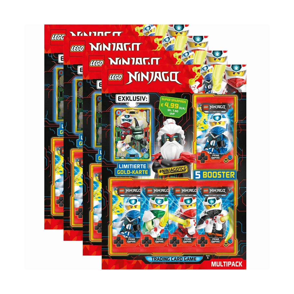 Ninjago Serie Deutsch