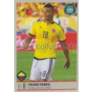 Road to WM 2018 Russia - Sticker 341 - Frank Fabra