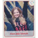 Sticker 53 - Panini - Webstars 2017 - Klein aber Hannah