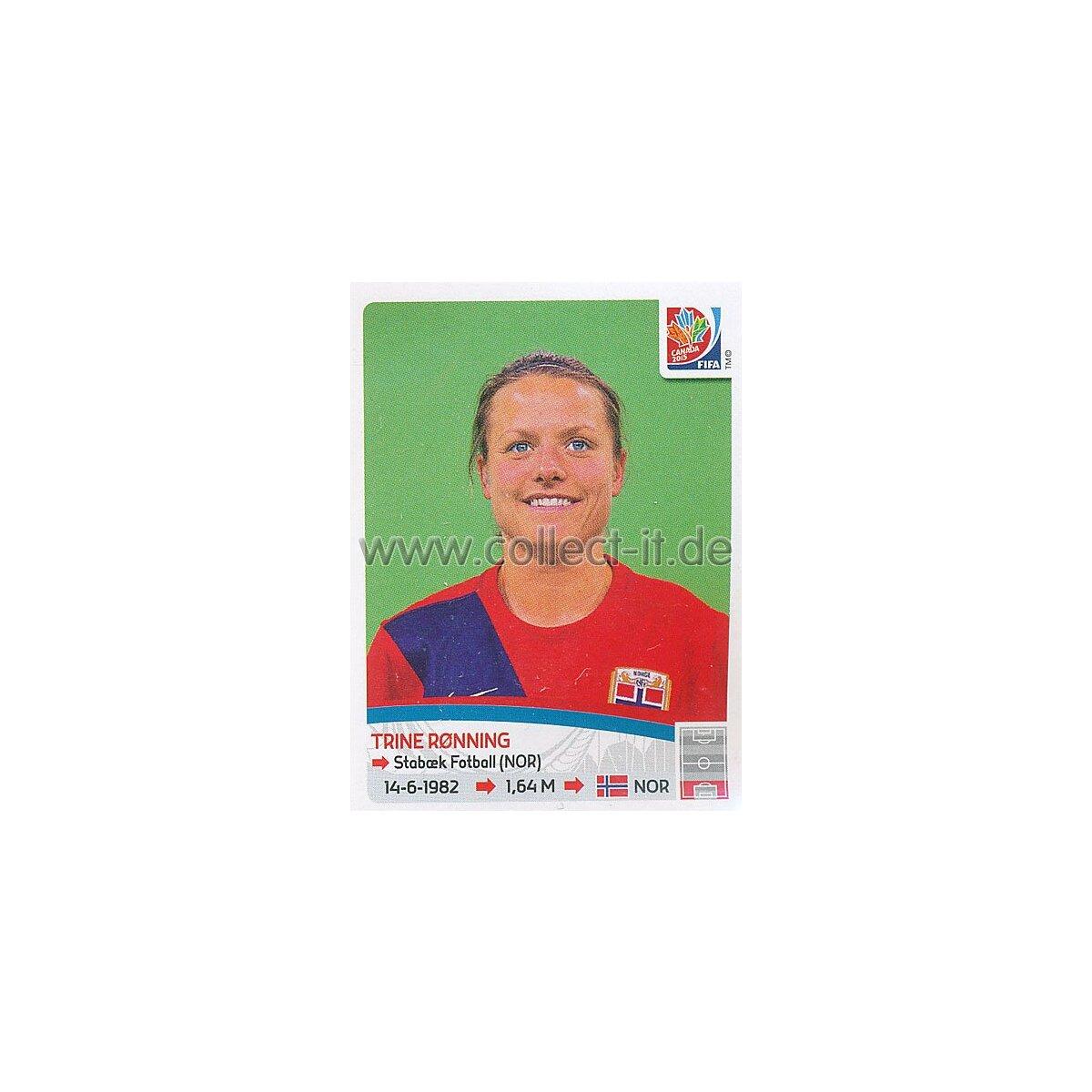 Norwegen Panini Frauen WM 2019 Sticker 64 Ingrid Hjelmseth