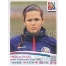 Frauen WM 2015 - Sticker 391 - Fabiola Sanchez - Costa Rica