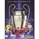 Panini Champions League 2011-2012 Sticker - Album