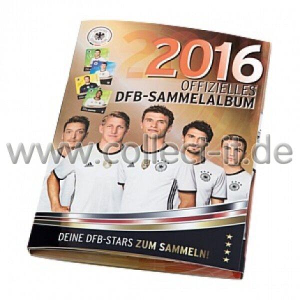 Rewe Dfb Sammelkarten Em 2016 Sammelalbum Leer 799