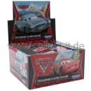 Cars 2 Trading Card Game - 1 Display