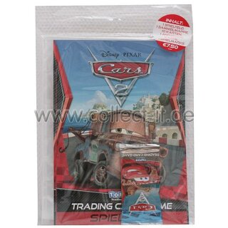 Cars 2 Trading Card Game - 1 Starter