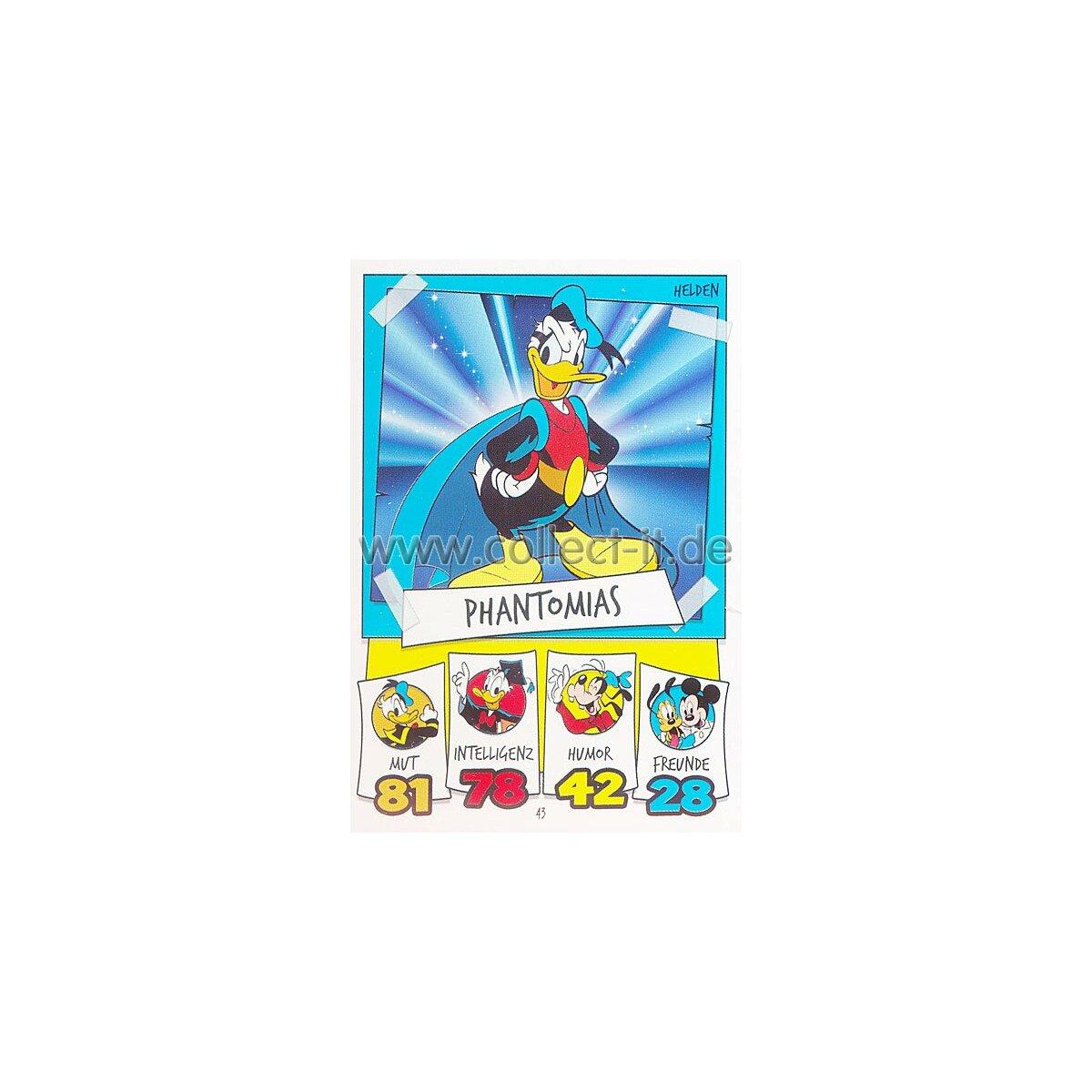 Duck Stars Sammelkarten