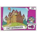 DS-128 - Fort Entenhausen - Topps Disney Duck Stars