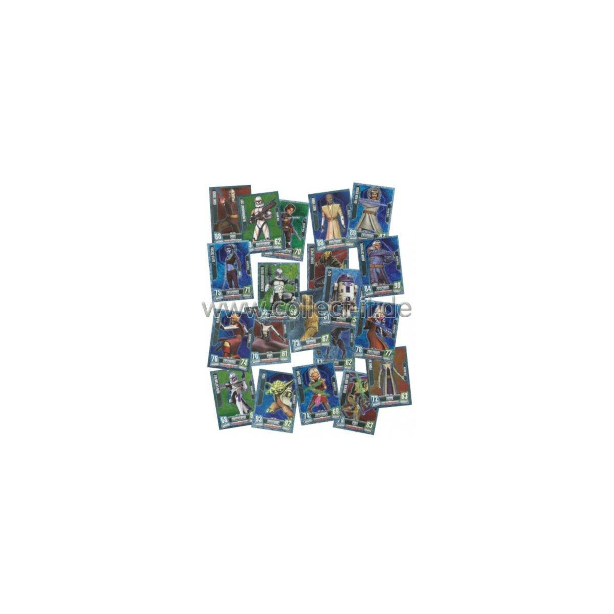 Star Wars Karten Serie 7