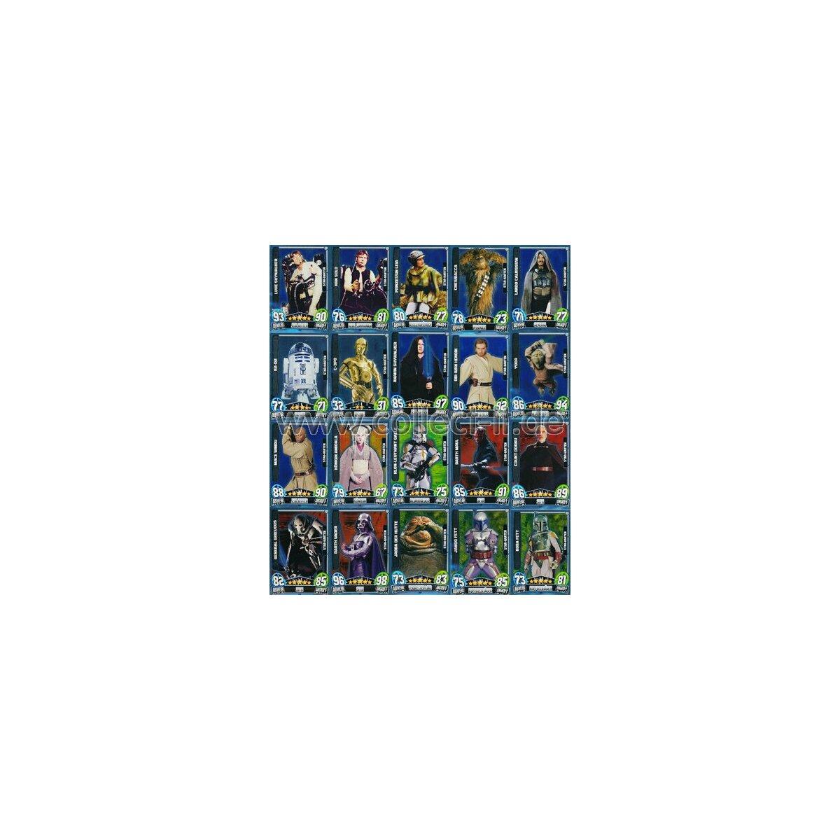 Star Wars Karten Spielregeln