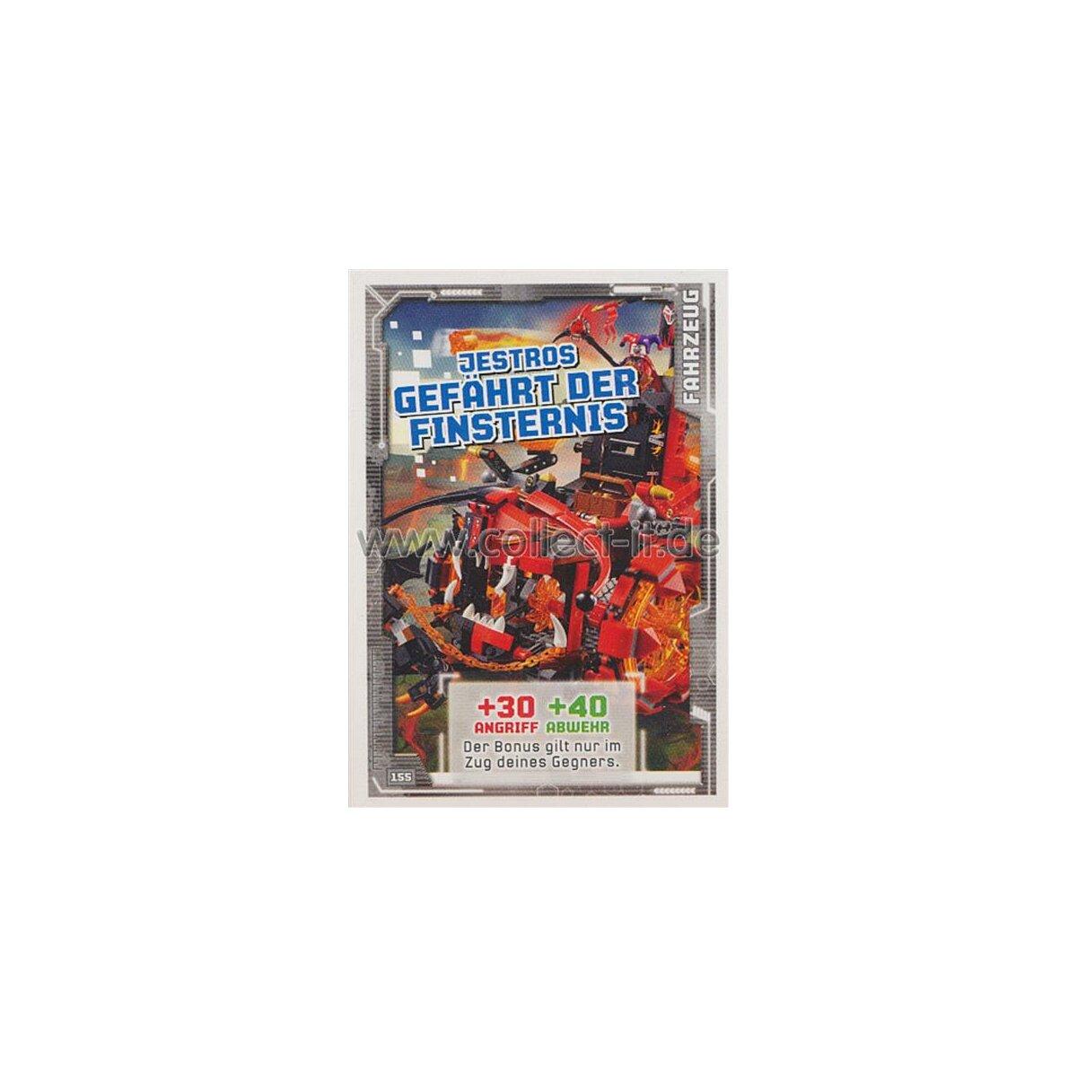 Konige Der Finsternis Karte.Lego Nexo Knights Sammelkarten Serie 1 2016 Seite 3